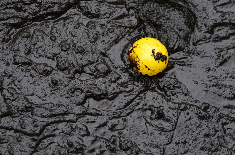 Pławik na powierzchni zdjęcia stock
