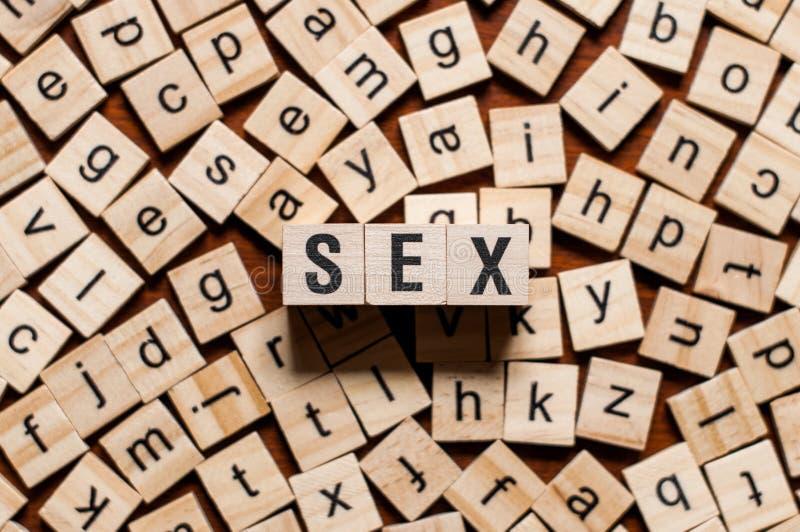 Płci słowa pojęcie zdjęcie royalty free