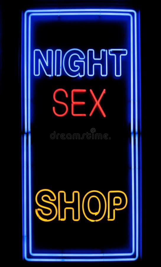 płci sklepu znak zdjęcia stock