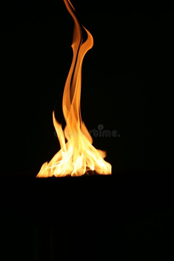 płomień zdjęcie stock