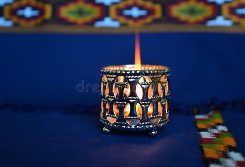 płonący frankincense zdjęcia royalty free