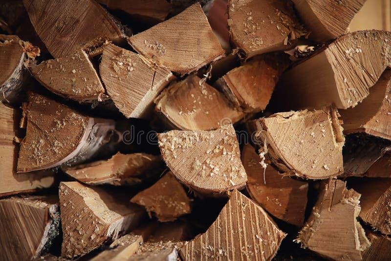 płonący piecowy drewna Łupka dla pa ogrzewania Magazyn dla zdjęcia royalty free