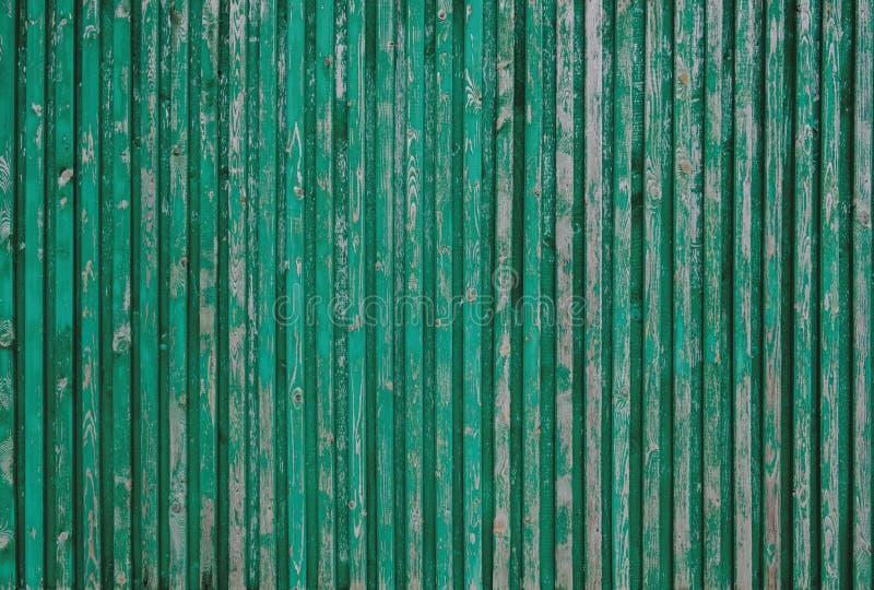 Płot drewniany tło tapety rocznika zdjęcie stock