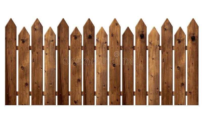 płotowi lata łąkowi słoneczniki drewniane zdjęcie royalty free
