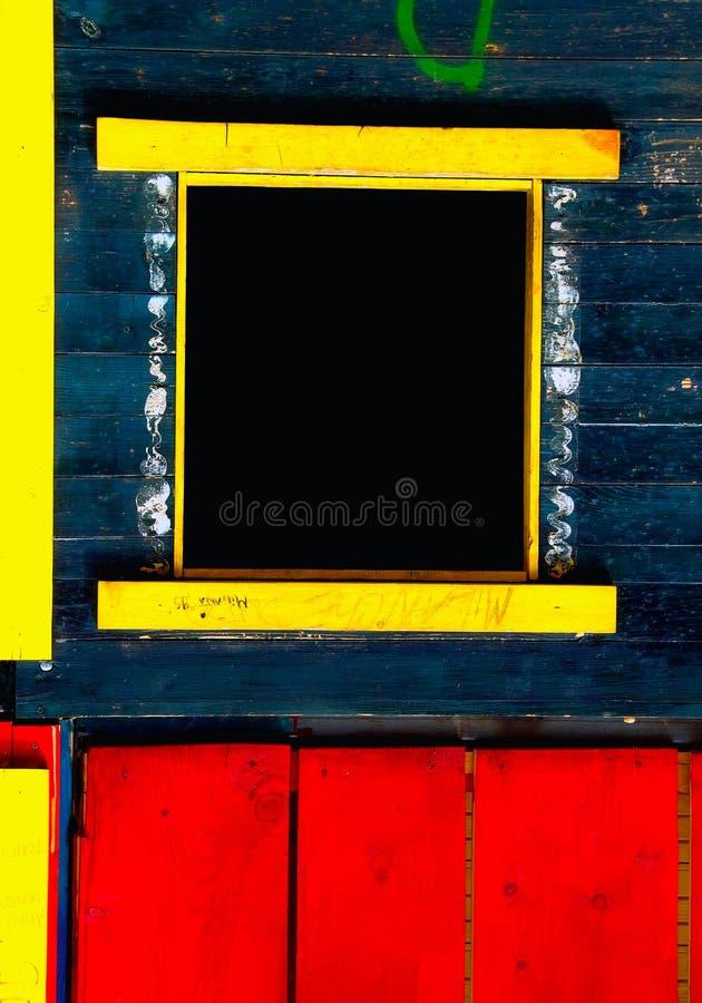 Płotowy kolor zdjęcia royalty free