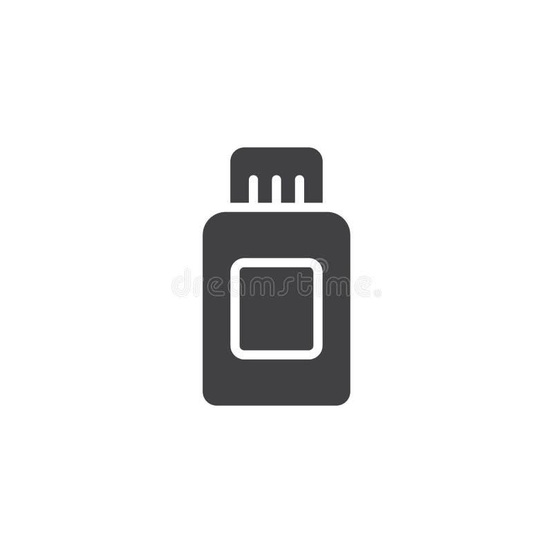 Płukanki ikony wektor ilustracja wektor