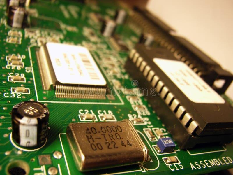 płyta główna komputerowa zdjęcia stock
