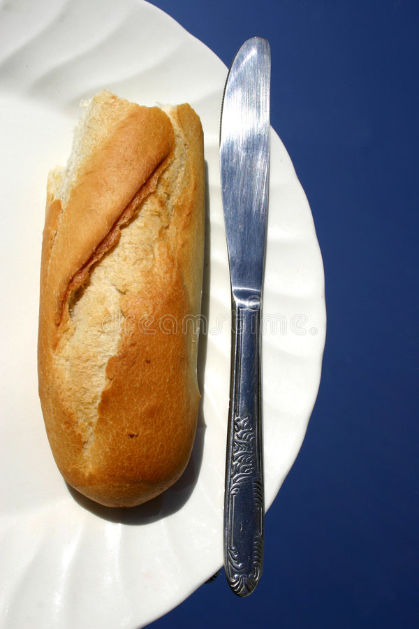 płytka chleba fotografia royalty free