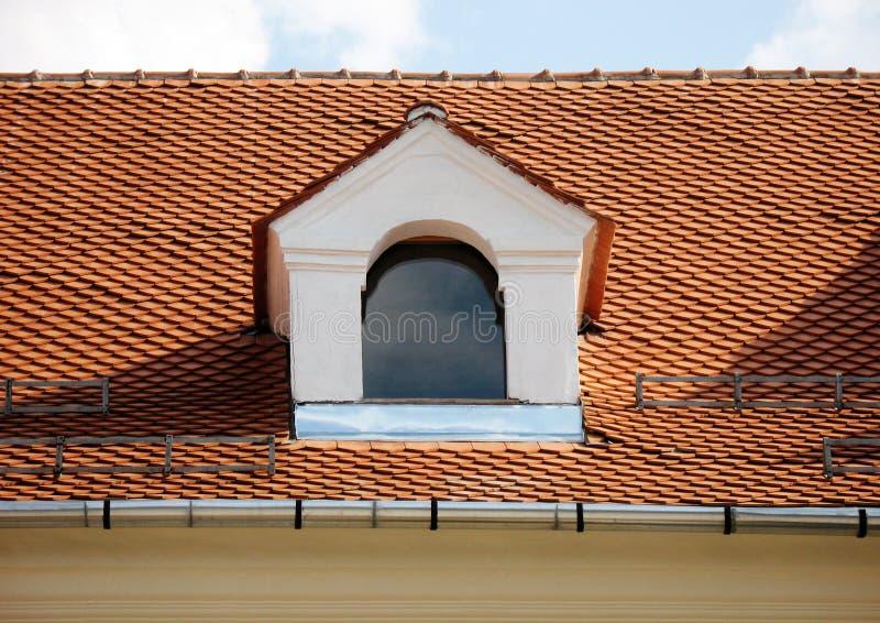 płytka dachowa obrazy stock