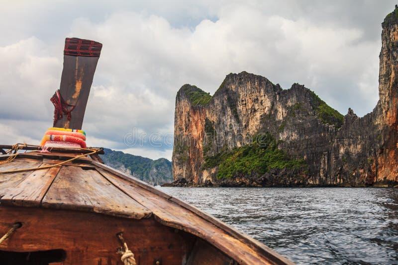 Pływać statkiem na łodzi zdjęcia royalty free