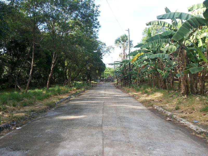 P шоссе soriano стоковое фото