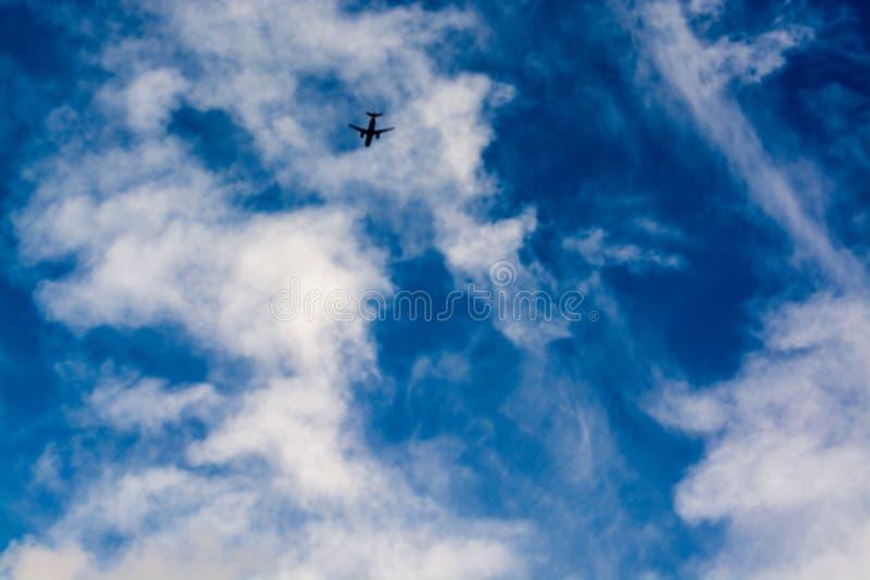 p?aski niebo zdjęcia stock