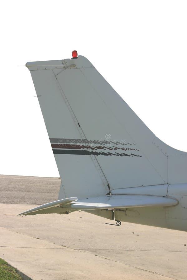 Download Płaski ogon zdjęcie stock. Obraz złożonej z samoloty, ogon - 130236