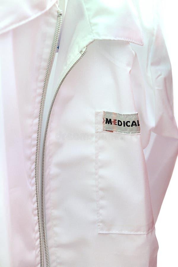 Download Płaszcz medyczny zdjęcie stock. Obraz złożonej z pielęgnujący - 4329874