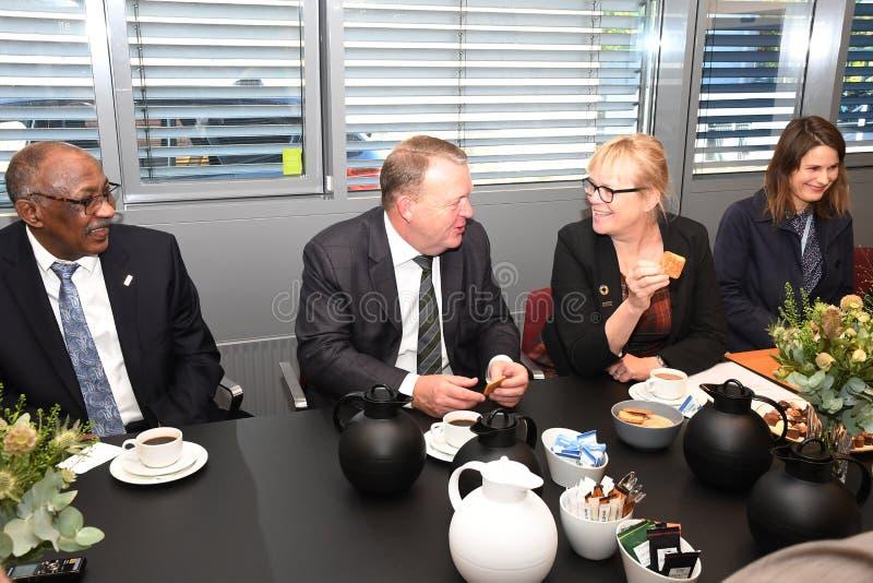 P.M.- UND ETHOLIAAN-GELENK-PLÄTZCHEN-PROJEKTE stockfotografie
