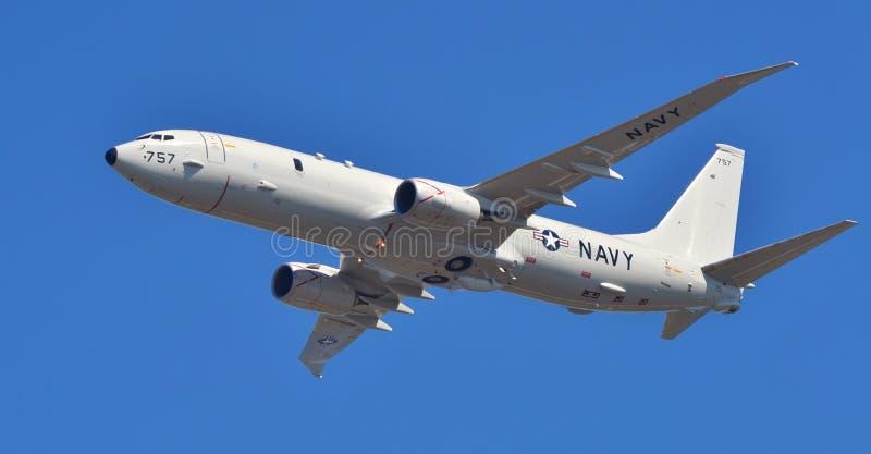 P-8 Poseidon fotografering för bildbyråer