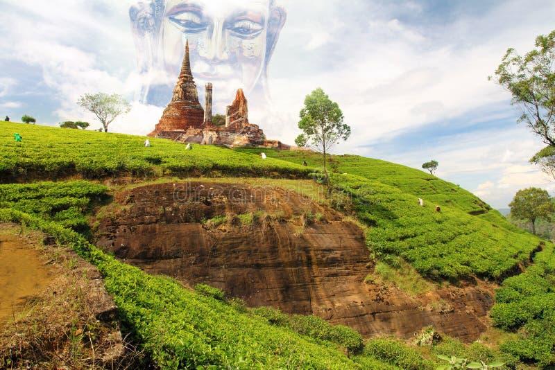 Download País budista foto de archivo. Imagen de país, montañas - 42437366