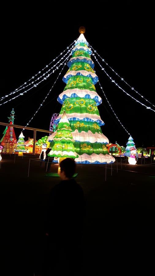 País de las maravillas Cal Expo del invierno fotos de archivo libres de regalías