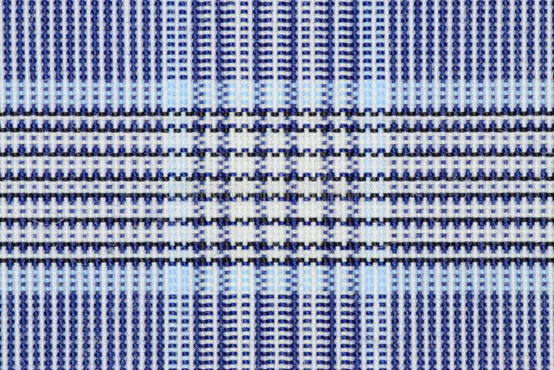 Paño azul imagenes de archivo