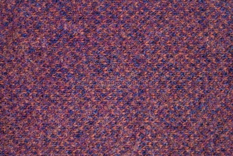 Paño de lana hecho punto imagen de archivo