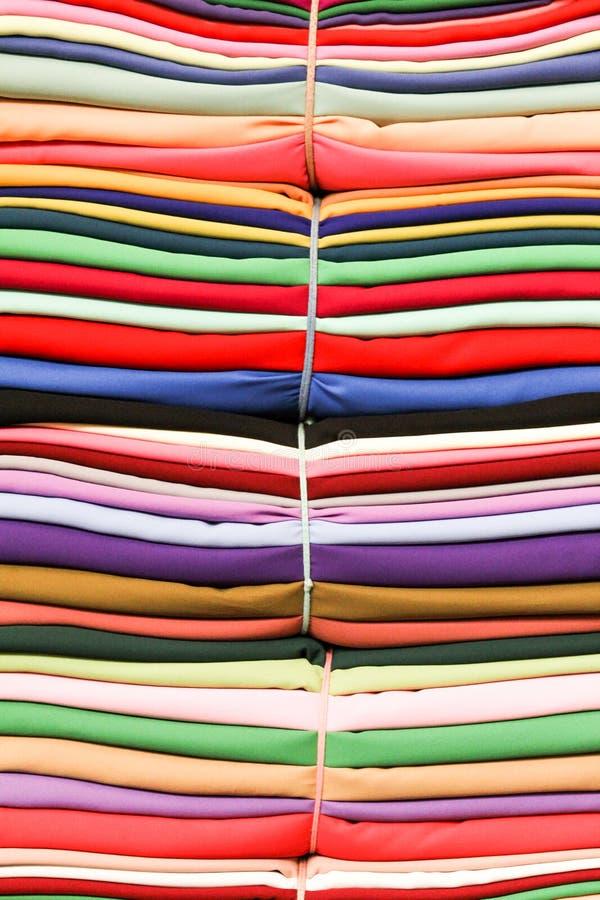 Paño de seda fotografía de archivo libre de regalías