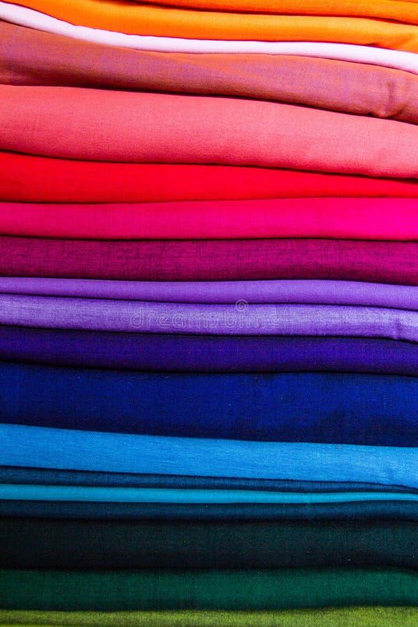 Paño de seda imagen de archivo libre de regalías
