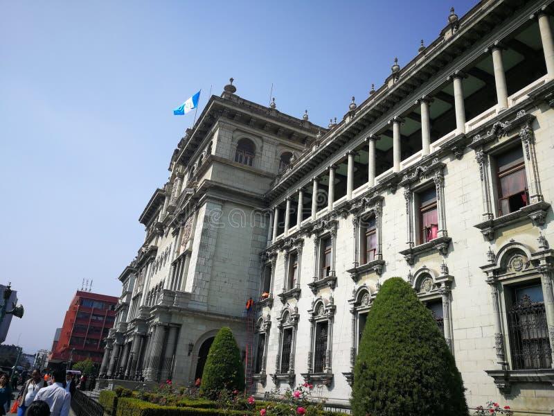 Pałac konstytucja zdjęcia stock