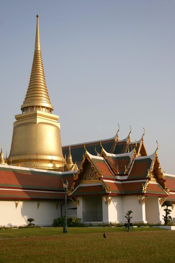 pałac królewski bangkoku zdjęcia royalty free