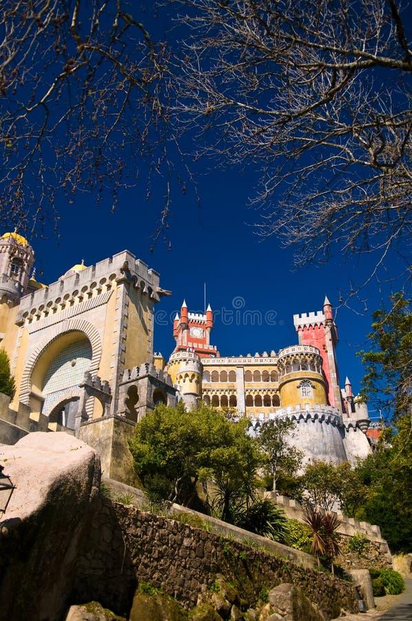 pałac krajowego pena zdjęcie stock