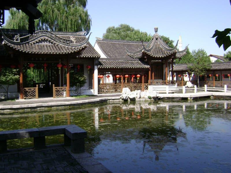 pałac lato obraz stock