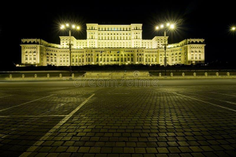 pałac parlamentu obraz stock
