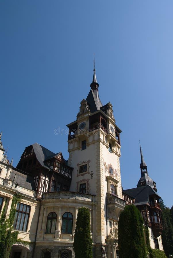 pałac pelesh Romania obraz stock