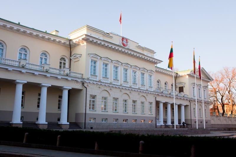 pałac prezydencki obrazy royalty free