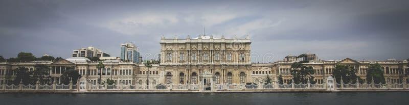 Pałac przy Istanbuł obrazy stock