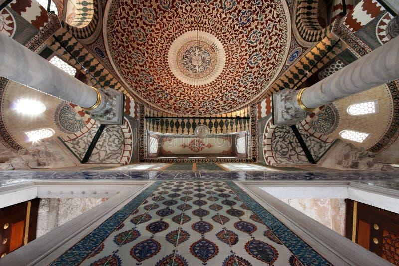pałac topkapi indyk zdjęcia stock