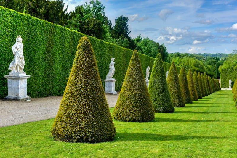 Pałac Versailles, Francja - obrazy stock
