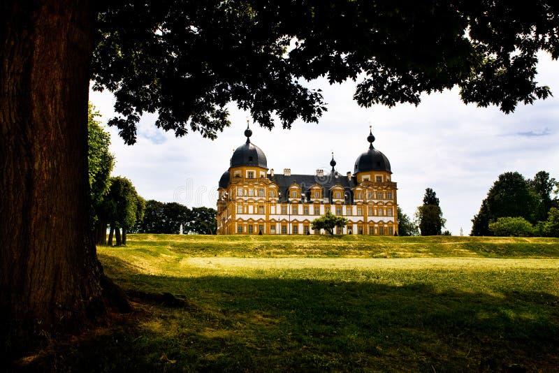 Pałac w Niemcy Seehof obrazy stock