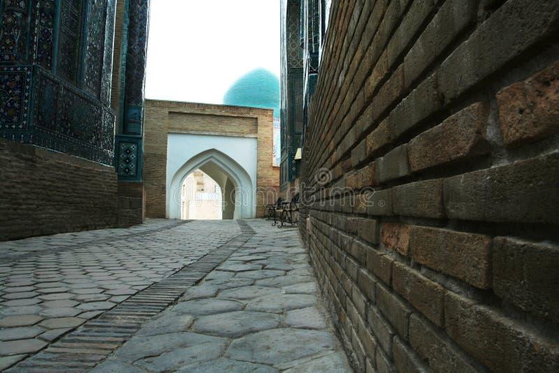 pałac w Samarkand zdjęcia stock