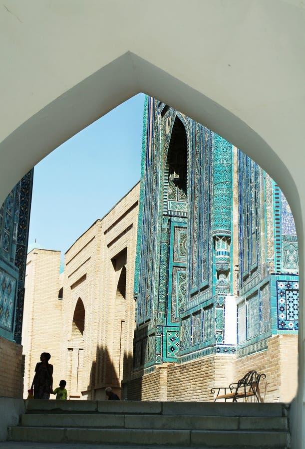 pałac w Samarkand obrazy stock