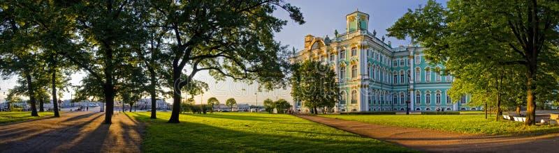 pałac zima zdjęcia stock