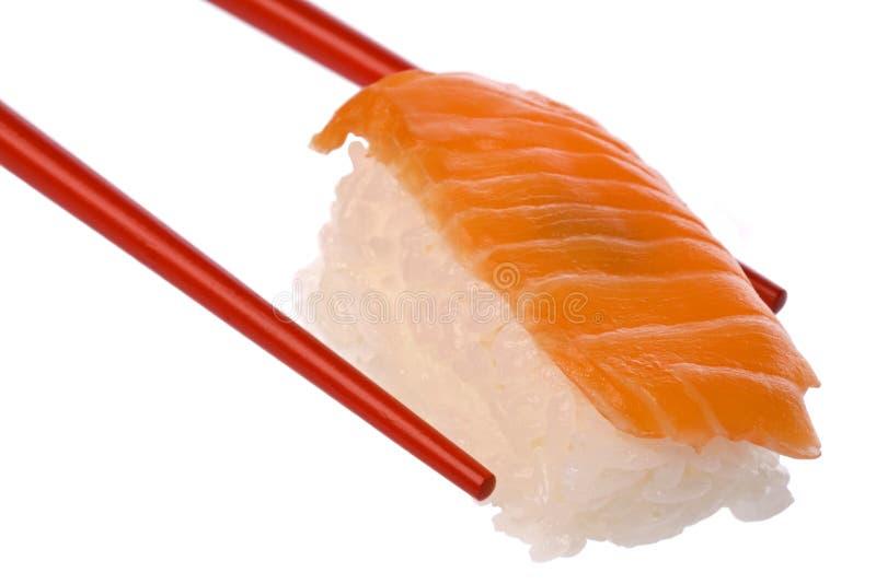 pałeczki sushi zdjęcia stock