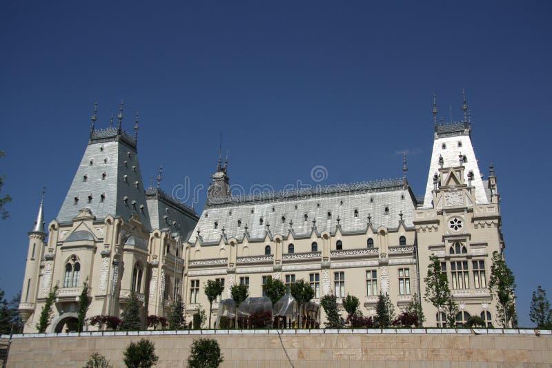 Download Pałac Kultura W Iasi (Rumunia) Fotografia Editorial - Obraz: 30859747