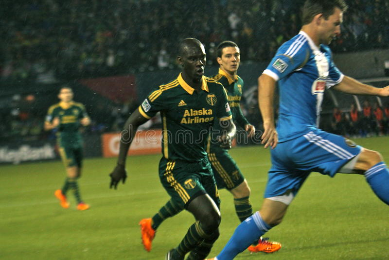 Download Pa Modou Kah editorial stock image. Image of football - 38667124