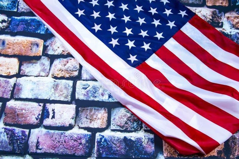 pa?stwa bandery zjednoczonej ameryki fotografia stock