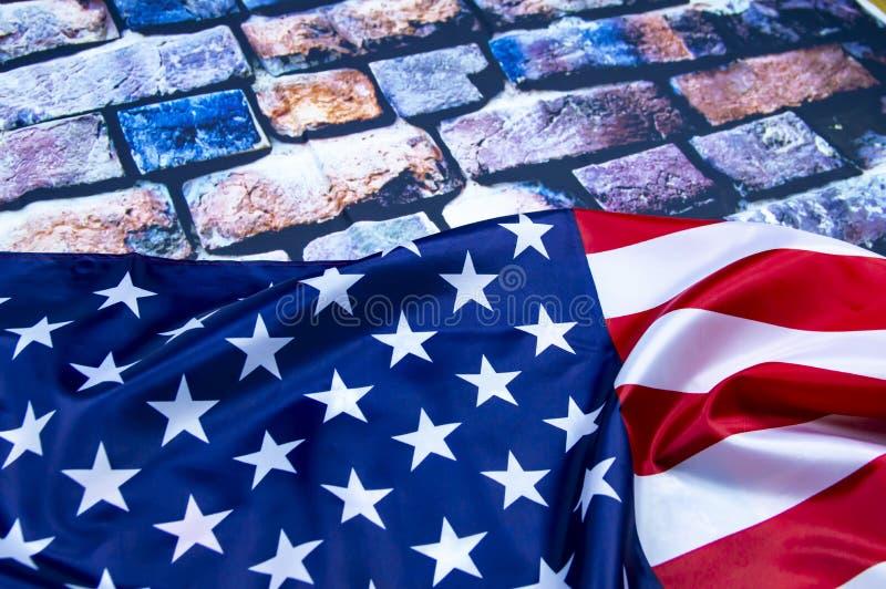 pa?stwa bandery zjednoczonej ameryki zdjęcia stock