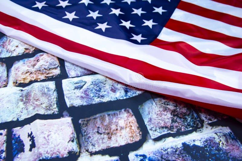 pa?stwa bandery zjednoczonej ameryki zdjęcie stock