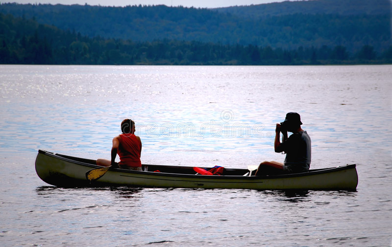 Paar in kano stock afbeeldingen