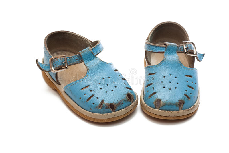 Paar Schuhe lizenzfreie stockbilder