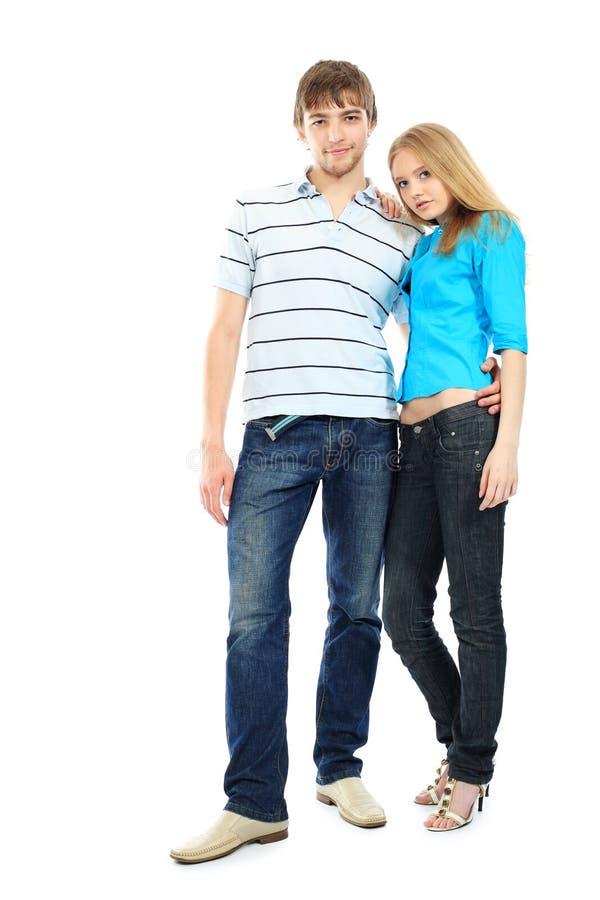 Paare der Geliebter lizenzfreies stockbild