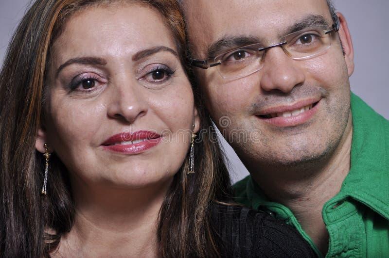 Paare in der Liebe stockfoto